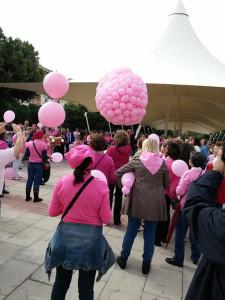 El acto se celebró en las carpas de la avenida Andalucía de Huelva.