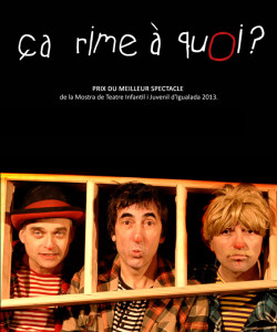 Teatre Móbil lleva esta divertida obra al Teatro de Trigueros.