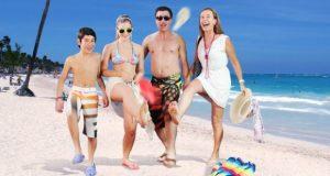 Una escena de la película 'Vacaciones en familia'. / Foto: radio.uchile.cl