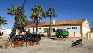 Colecciones de Tharsis. / Foto: Juan Carlos Cazalla. Fuente: Minas de Sierra Morena.