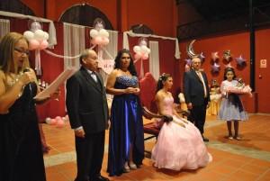 Un evento en el que participó el alcalde de la localidad, Marcos Toti.