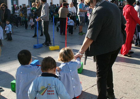 Los municipios onubenses celebran con un amplio programa de actividades el Día de la Infancia