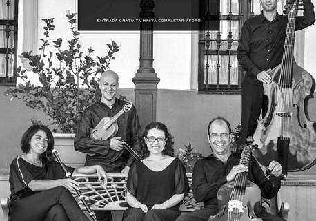 La iglesia de la Concepción de Huelva acoge el concierto del cuarteto Melante