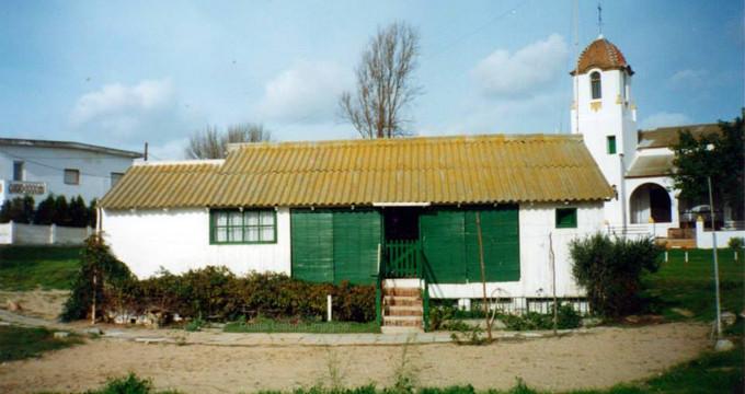 La Casa del Guarda, última construcción británica en Punta Umbría