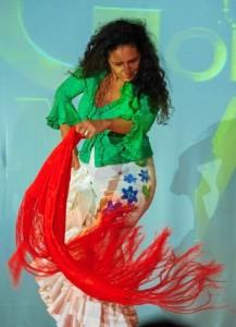 La artista ha sido reconocida con el premio Wodess en la categoría de Mujer del Año.