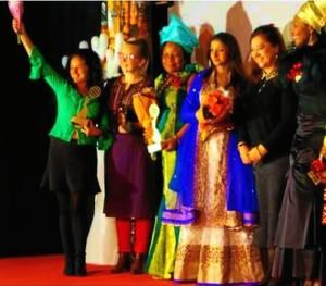 La artista acaba de recibir una beca para cantar en Bucarest del 12 al 16 de noviembre.
