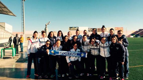 El Fundación Cajasol Sporting se jugará la II Copa de Andalucía ante el Real Betis