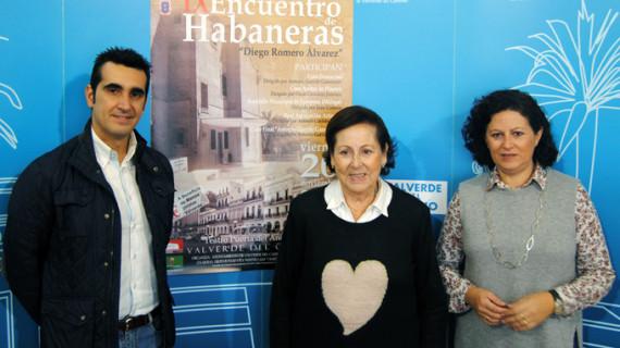 Seis grupos corales forman el cartel del IX Encuentro de Habaneras de Valverde