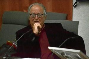 Manuel Garrido Palacios/ Foto: Pablo Sayago.