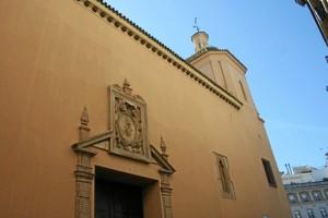Imagen del convento.