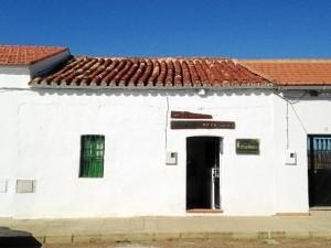 Casa Matilde Gallardo en Riotinto. / Foto: Marta Santofimia. Fuente: Proyecto Patrimonio Industrial de Andalucía.