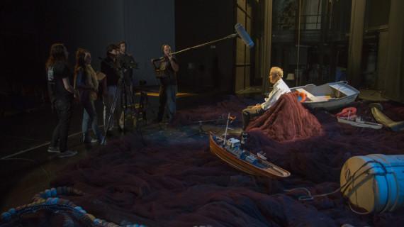 El documental 'Islamar Tercero. Herida abierta' se proyecta en el Gran Teatro