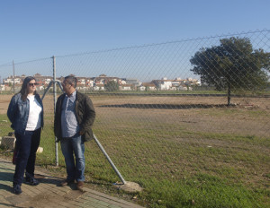 Limpieza en Punta de la Barranca.