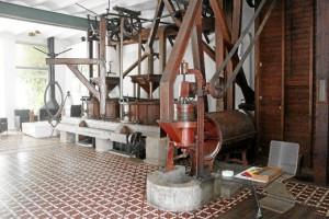 Molino de harina, actual Centro de Arte Harina de Otro Costal. / Foto: Marta Santofimia. Fuente: Proyecto I+D Patrimonio Industrial de Andalucía.