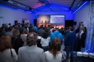 El acto tuvo lugar en el espacio Studio Pradillo 54.