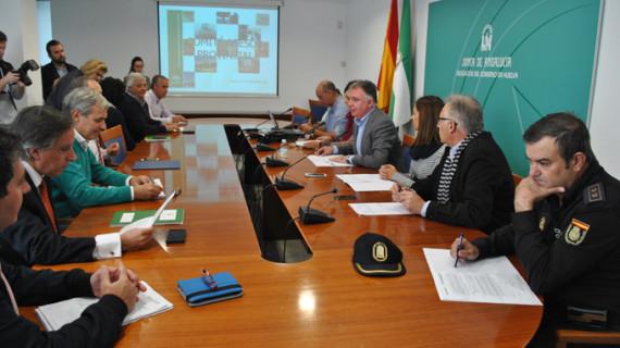 Huelva registra este año un descenso de más del 50% de superficie afectada por incendios forestales respecto a 2014