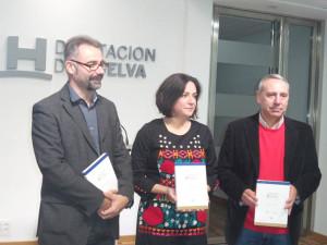 El libro ha sido presentado en la Diputación de Huelva.
