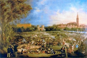 El artista tuvo una gran relación con Córdoba, pero nació en Moguer.