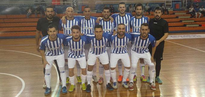 El Recre Autoparts espera hacer un buen partido ante el Villalba FS. b3b90c295fc57