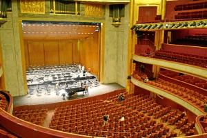 Perianes actuaba el pasado 17 de noviembre en el Teatro de Champs Elysées de París.