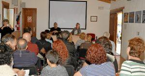 Presentacion de nuevos poemarios con el poeta algarvio Fernando Cabrita.