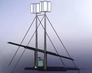 El aparato será una fuente de energía fácil de transportar.
