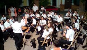 Banda de Música de Bonares.