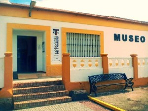 Este espacio es conocido popularmente como Museo de Tharsis. / Foto: Colecciones de Tharsis.