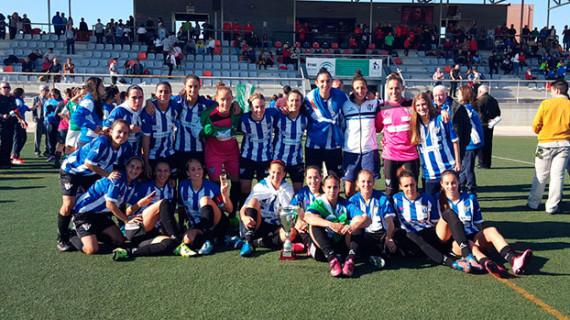 El Fundación Cajasol Sporting impone su ley y conquista con enorme brillantez la II Copa de Andalucía