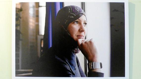 La exposición de fotografías 'Corazones a refugio' llega al barrio de La Orden