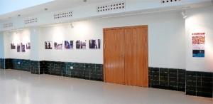 Se expone en el centro social Los Desniveles, ubicado en La Orden.