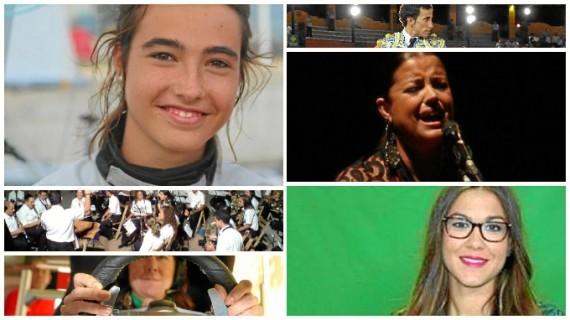 Marta Garrido y Carmen Molina, entre los galardonados con los Premios 'Huelva Joven'