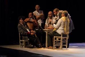 Una propuesta de la compañía sevillana 'El Velador'. / Foto: Festival de Teatro de Almagro.