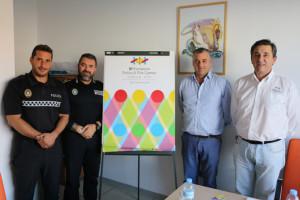 Reunión celebrada en Málaga.