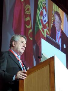 Javier Targhetta, consejero delegado de Atlantic Copper.