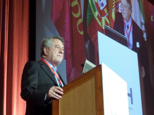 El consejero delegado de Atlantic Copper apostó por la innovación para ser más competitivos.