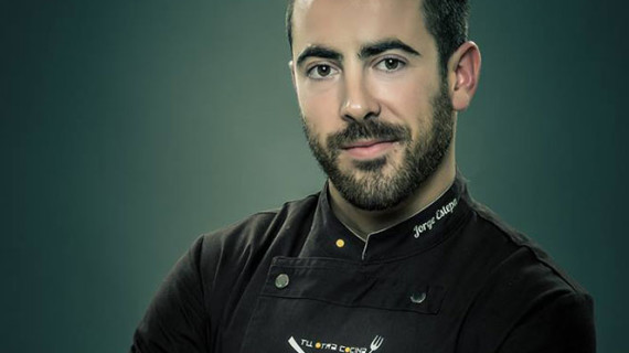 El moguereño Jorge Estepa consigue hacerse un hueco en el mundo del catering con una novedosa propuesta