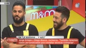 Han tenido un espacio en Canal Sur Televisión.