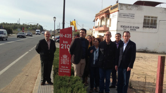 El PSOE asegura que a partir del 20D los socialistas darán el impulso definitivo a las infraestructuras que esta tierra necesita para el mayor desarrollo económico