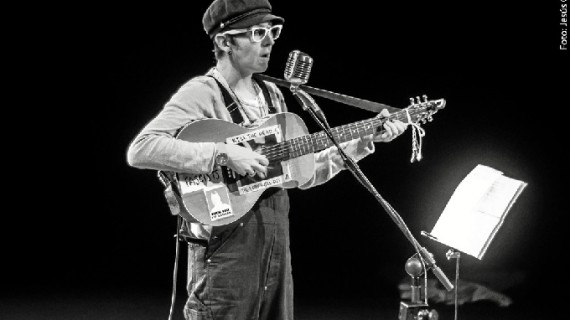 Cantero Rock se embriaga de la calidez del folk intimista de Micah P. Hinson