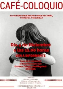 La Asociación Alcores estará en Aracena el 4 de diciembre.