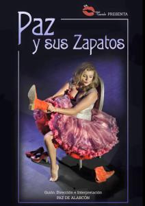 'Paz y sus zapatos'.