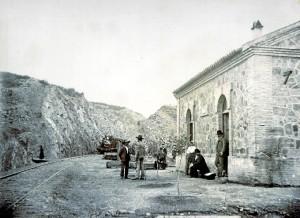 Los apeaderos, un patrimonio de mucho valor. / Foto: Sundheim, cedida por Emilio Romero.