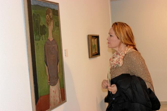 La exposición puede visitarse hasta el 30 de enero.