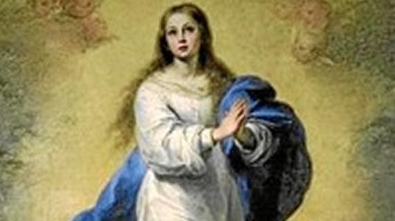 Proclamación del dogma de la Inmaculada Concepción en Huelva