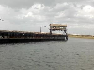 Muelle de Tharsis.