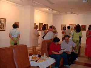 El Consistorio puntaumbrieño abrió una sala en memoria de Gil Mazo.