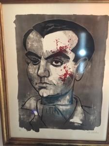 Entre su legado hay obras de gran valor artístico. / Foto: Plataforma ¿Dónde está el legado de Pedro Gil Mazo?