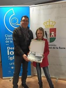 La alumna Eva María Méndez Kot ha sido la premiada.