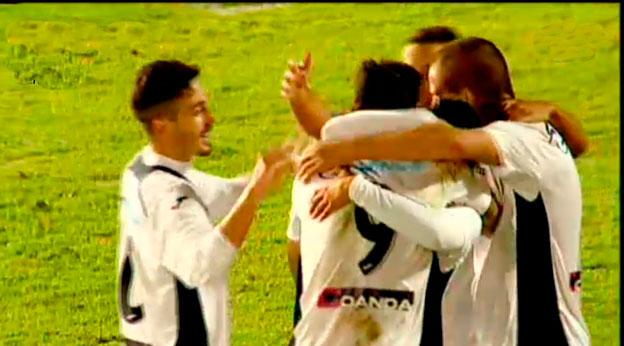 Los jugadores del San Roque quieren brindar un triunfo a su afición.